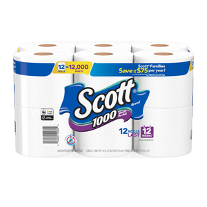 Scott Toilet Roll 12pc