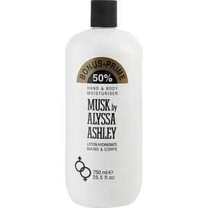 Alyssa Ashley Body Lotion Musk 750ml