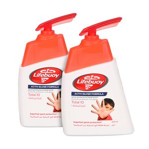 Lifebuoy Hand Wash Total 10 2x200ml