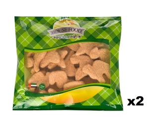 House Food Chicken Kiddy Nuggets 2x750g