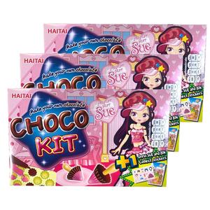 Haitai Choco-Kit Biscuit 3x46.3g