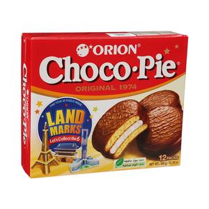 Choco Pie Biscuits 12x30g