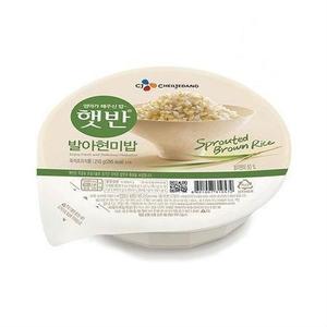 Hetbahn Instant Rice Brown Rice 210g
