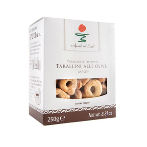 Agricola Del Sole Olives Taralli Crackers 250g