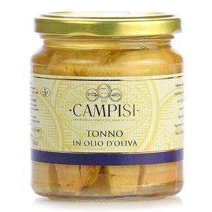 Campisi Tuna Olive Oil Jar 300g