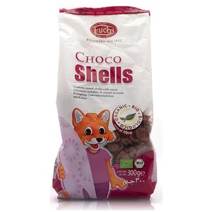 Fuchs Bio Crunchy Choco Shells 300g