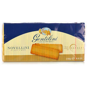 Gentilini Novellini Biscuits 250g