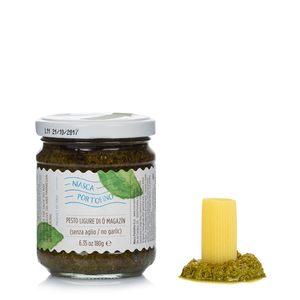 Niasca Ligurian Pesto Sauce 180g