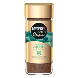 Nescafe Gold Origins Sumatra Coffee 100g
