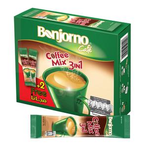 Bonjorno 3in1 Coffee Mix Stick 12x16g