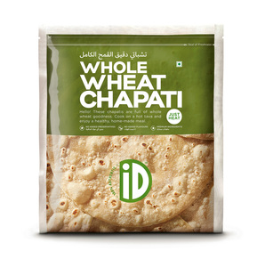 Id Whole Wheat Chapati 10s