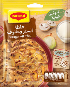 Maggi Stroganoff Cooking Mix 50g