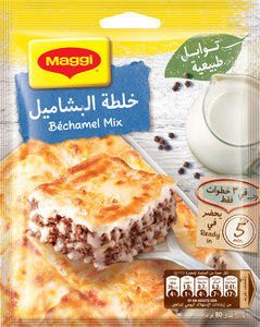Maggi Bechamel Mix Cooking Sachet 80g