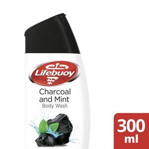 Lifebuoy Body Wash Charcoal 300ml