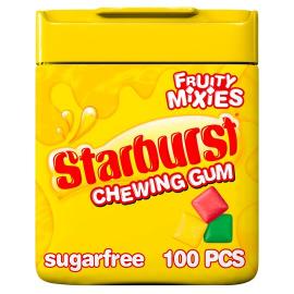 Starburst Chewing Gum Fruity Mix 15.9g