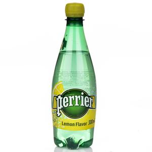 Perrier Lemon Sparkling Water 500ml