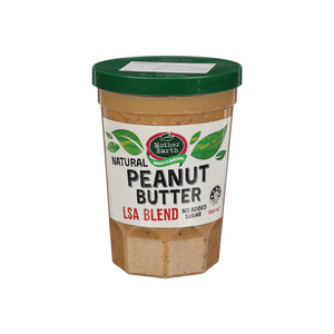 Mother Earth Peanut Butter 380g