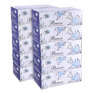 Cool & Cool Face Tissue 10x150s