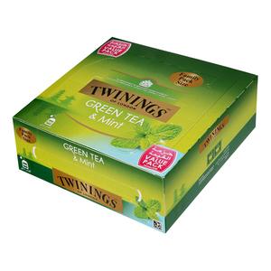 Twinings Green Tea Mint Off 100s