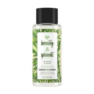 Love Beauty And Planet Conditioner Delightful Detox Tea Tree Oil & Vetiver 400ml