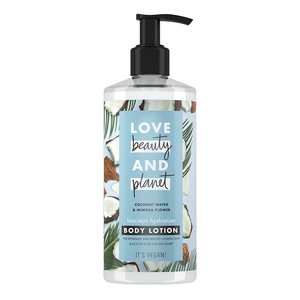 Love Beauty And Planet Lotion Luscious Hydration Coconut Water & Mimosa Flower 400ml