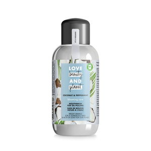 Love Beauty And Planet Blooming Care Coconut And Peppermint OilPulling Mouthwash 250ml