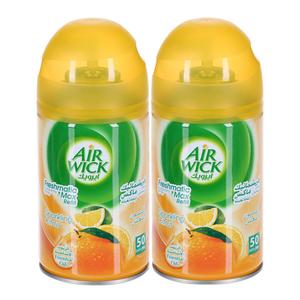 Air Wick Fresh Matic Citrus Refill 2x250ml