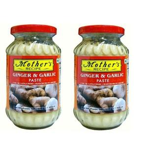 Mother's Recipe Ginger Garlic Paste 2x300g