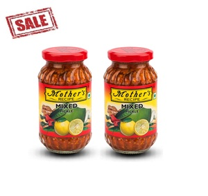 Mother's Recipe North India Pickle Assorted 2x300g