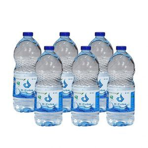 D-Cube Water 6x1.5L