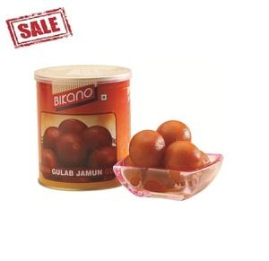 Bikano Sweet Gulab Jamun Tin 1kg