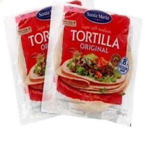 Santa Maria Original Tortilla 2x320g