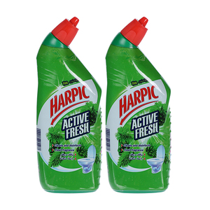 Harpic Liquid Mount Pine 2x750ml