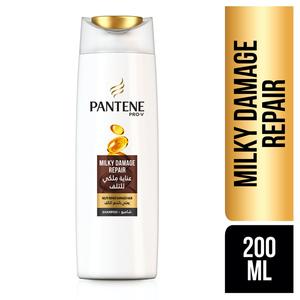 Pantene Pro-V Milky Damage Repair Shampoo  200ml