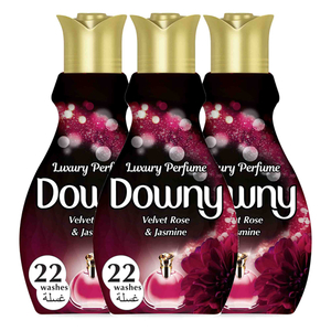 Downy Perfume Collection Concentrate Fabric Softener Feel Elegant 3x880ml