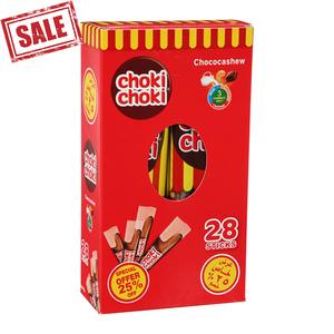 Mayora Choki Chocolate Paste 7x48g