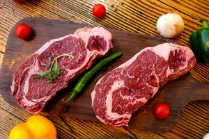 American Beef Ribeye Prime 500g
