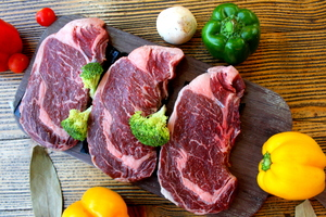 American Beef Ribeye Choice 500g