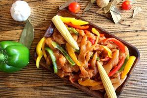 Fajita Meat 500g