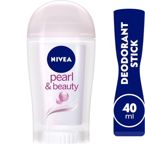 Nivea Pearl & Beauty Antiperspirant Pearl Extracts Stick For Women 40ml
