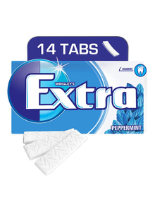 Extra Peppermint Envelope Tab 27g
