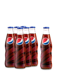 Pepsi Glass Bottle 6x250ml
