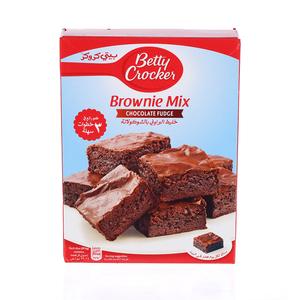 Betty Crocker Chocolate Fudge Brownie Mix 500g