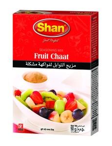 Shan Fruit Chaat Seasoning 60g