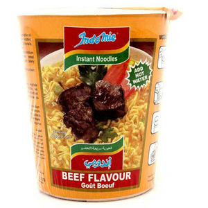 Indomie Cup Noodles Beef 60gm