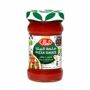Al Alali Sauce Pizza Olive 320g