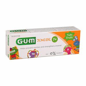 Gum Orange Flavor Junior Toothpaste 50ml