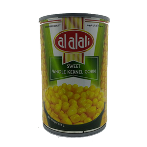 Al Alai Whole Kernel Corn 425gm