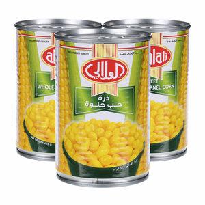 Al Alali Whole Corn 3x425g