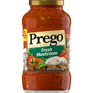 Prego Pasta Sauce F Mushroom 680gm